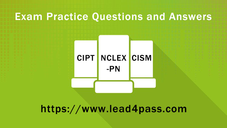 lead4pass exam certification