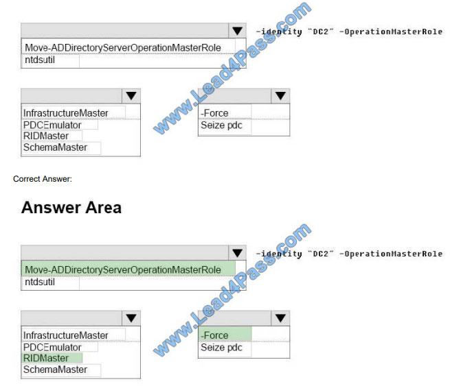 certificatedumps 70-742 q2